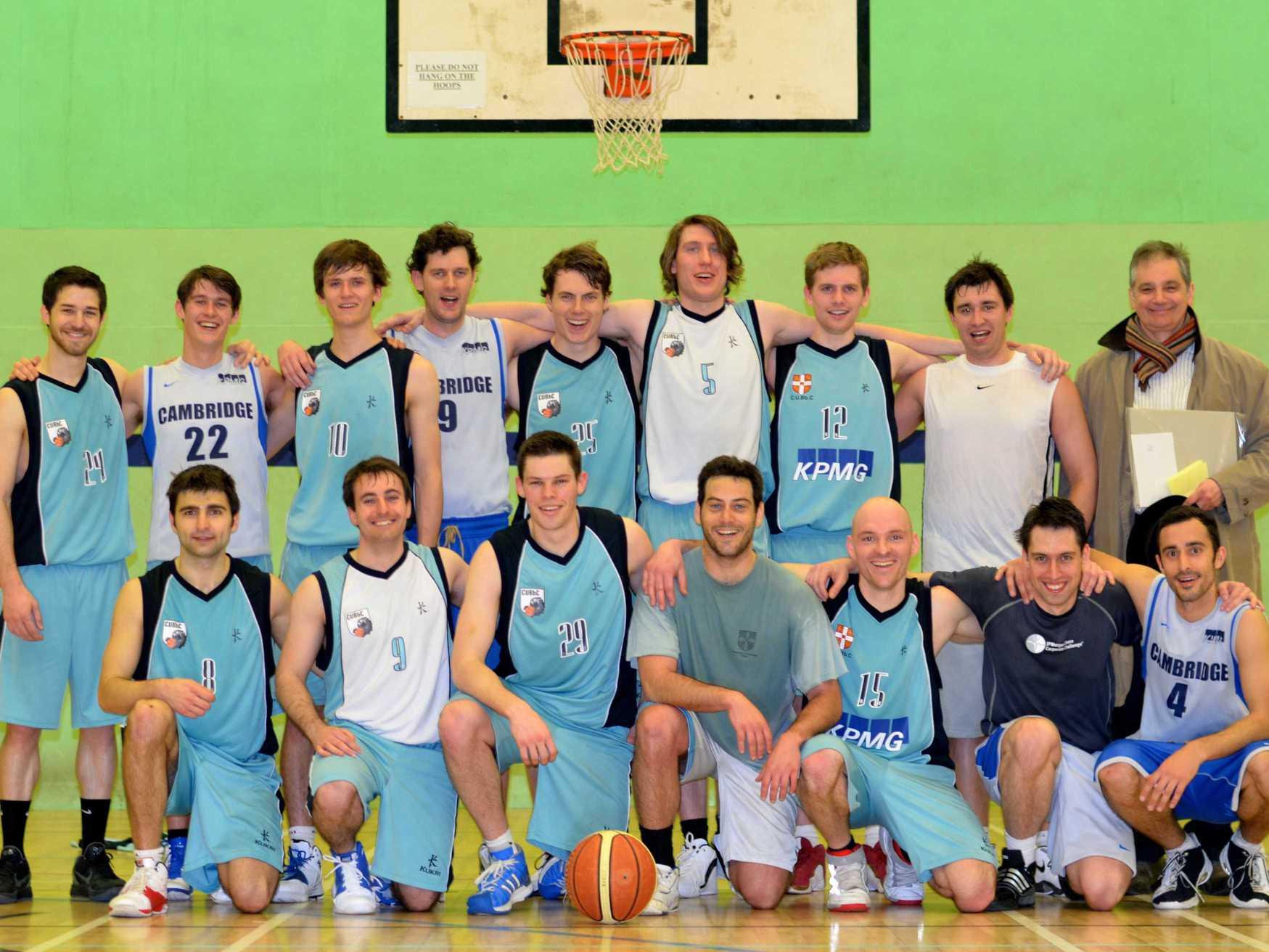 Alumni Match 2012